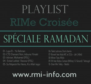 Playlist spéciale Ramadan