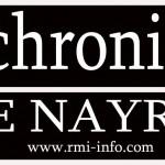Les chroniques de Nayra