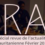 Regards d'Ailleurs spécial revue de l'actualité mauritanienne Février 2016