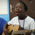 Journée Internationale de la fille :  l'UNICEF nomme Khoudia ambassadrice de bonne volonté en Mauritanie