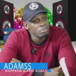 RIMe Croisée avec Adamss/Rappeur & CEO AS2AS