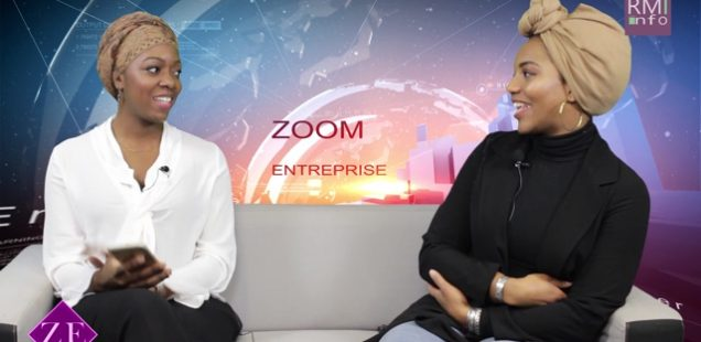 ZOUM ENTREPRISE  avec SEYNEBOU DIAWARA /  CEO NEENA ACCESS MAKUP